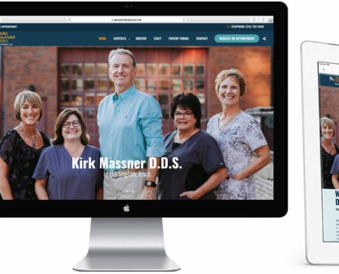 Local SEO and Web Design in Iowa