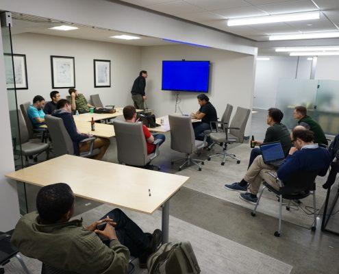Iowa JavaScript Meetup group in Iowa City at MetaCommunications