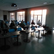 Participants of the CRIneta Cedar Rapids .NET User Group