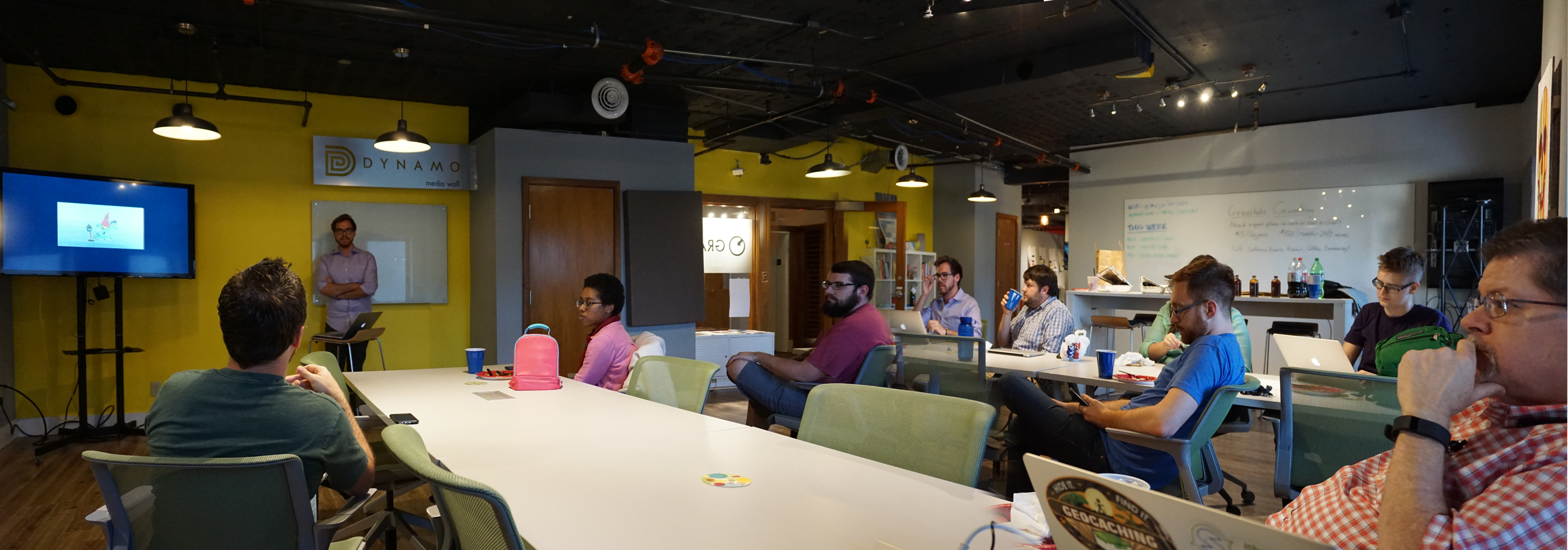 course in wordpress rest api at des moines meetup wpdsm