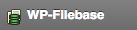 WP-Filebase logo in WordPress menu