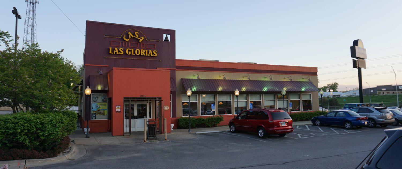 Dinner after WordPress event at Casa Las Glorias