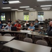 Members of the WordPress meetup group in Iowa