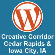 WordPress Creative Corridor logo
