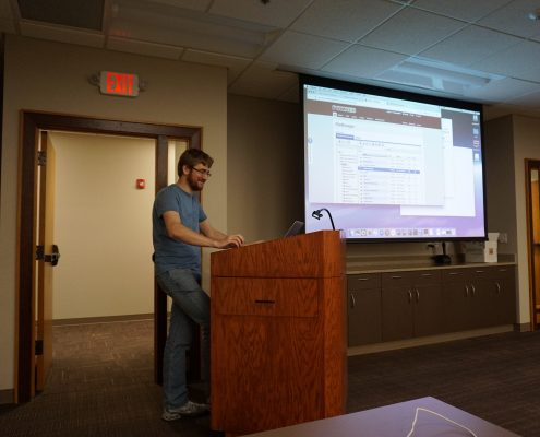 Seth Adam of Dakota Softworks is showing how to migrate a WordPress website from PowWeb to DigitalOcean