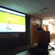 Aaron Van Noy talks about speed testing your site at tools.pingdom.com