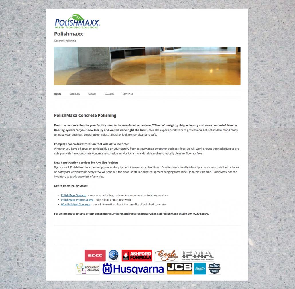 Original PolishMaxx website