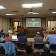 A11y Web Accessibility for WordPress by Andrea Skeries at the WordPress meetup group in Cedar Rapids, IA