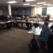 Open talk at WordPress Meetup Group in Cedar Rapids on March 20th 2018