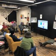 WordPress meetup at Yoimono Coworking Space for Creatives in Cedar Rapids, IA 2